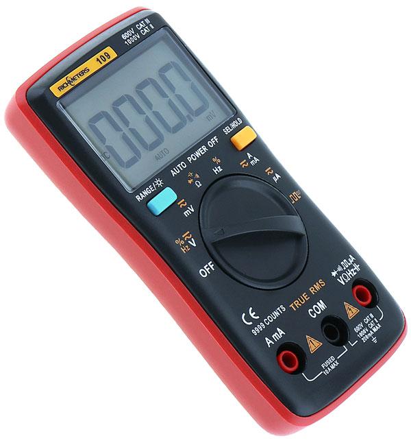 Цифровой мультиметр Richmeters RM109