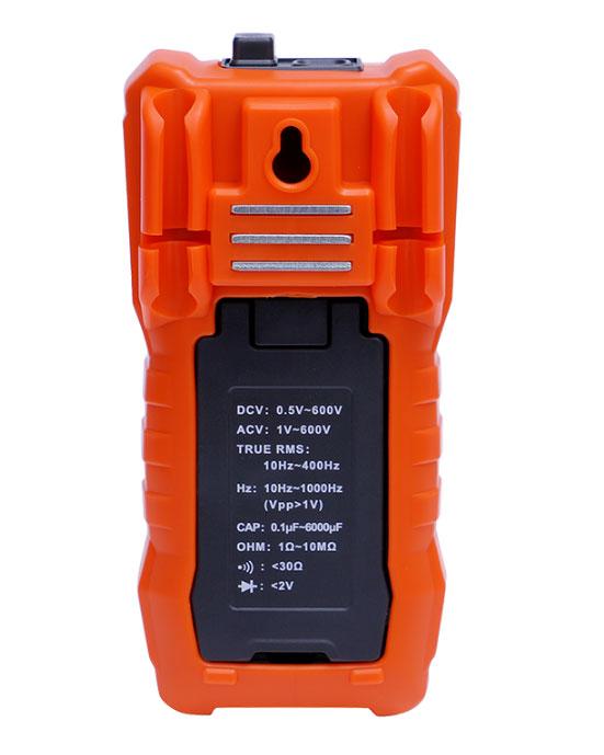 Функция бесконтактного детектирования высокого напряжения мультиметром Richmeters RM-113D