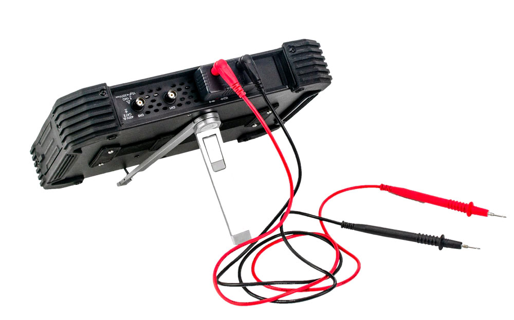 стандартная комплектация осциллографа OWON TAO3102