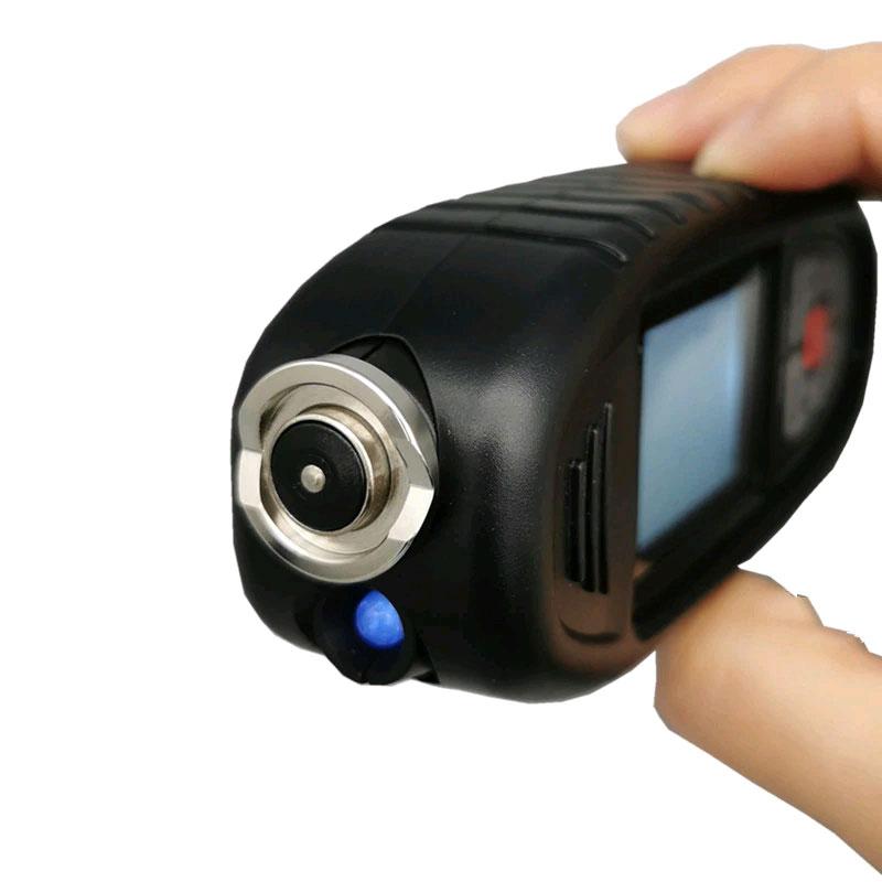YNB220U толщиномер со встроенным ультрафиолетовым фонариком