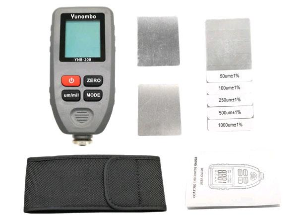 YNB-200  стандартная комплектация тестера краски