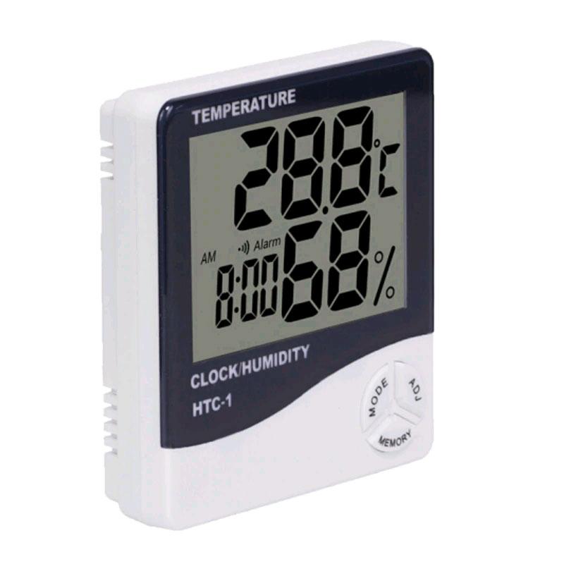 HTC1 влагомер, измеритель влажности и температуры