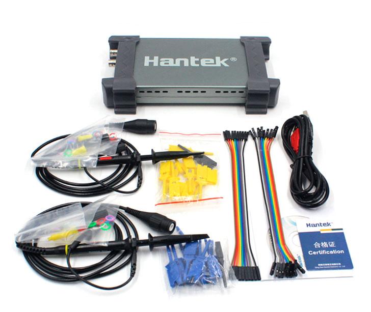 Стандартная комплектация hantek 6022bl