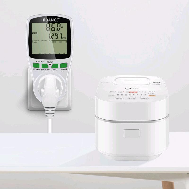 Примеры применения HiDANCE H3680W-1 счётчика энергии