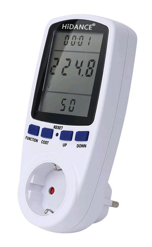 Примеры применения HiDANCE H3680W3 счётчика энергии