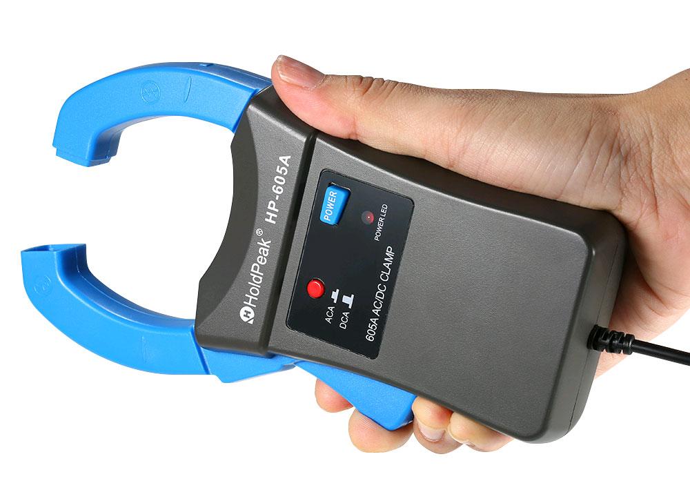 Токовый пробник для мультиметра HoldPeak HP-605A