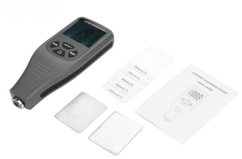 JCT230 тестера краски: удобный в применении и калибровке