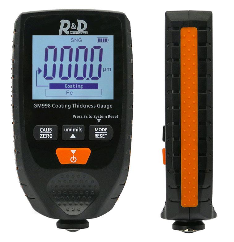 GM998 (black) тестера краски: удобный в применении и калибровке