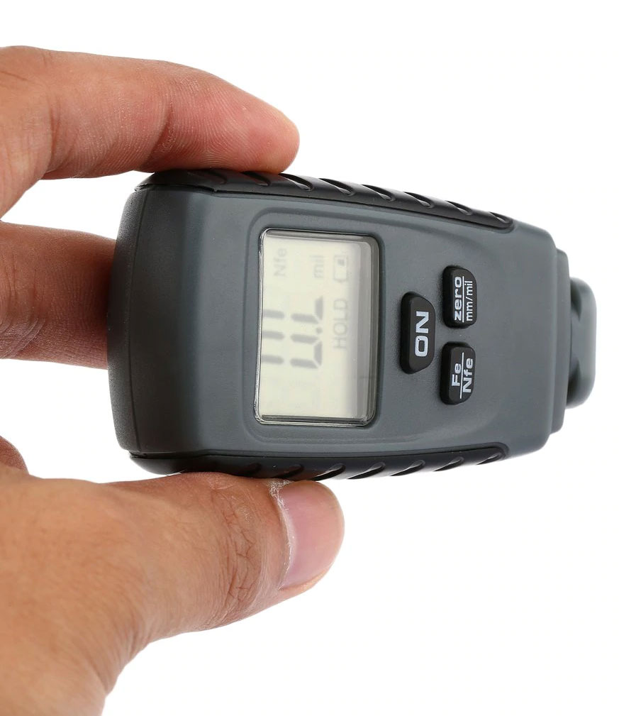 RM660 тестера краски: удобный в применении