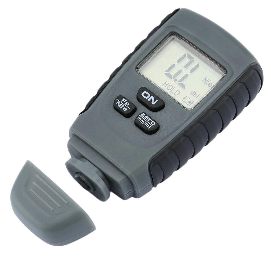 RM660 тестера краски: вид со стороны датчика