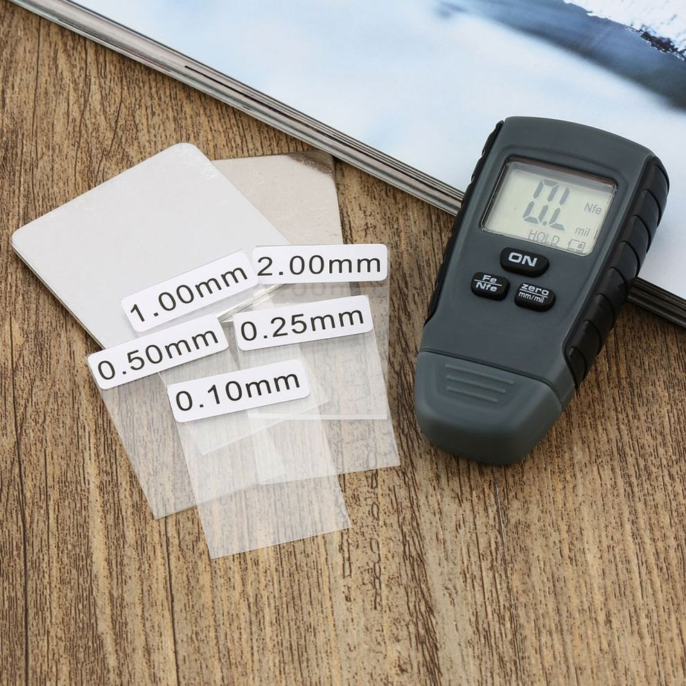 RM660 стандартная комплектация тестера краски