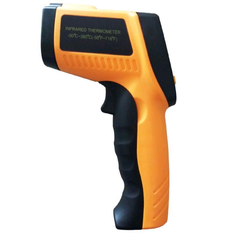 WH380 бесконтактный пирометр, для безопасного измерения  температуры