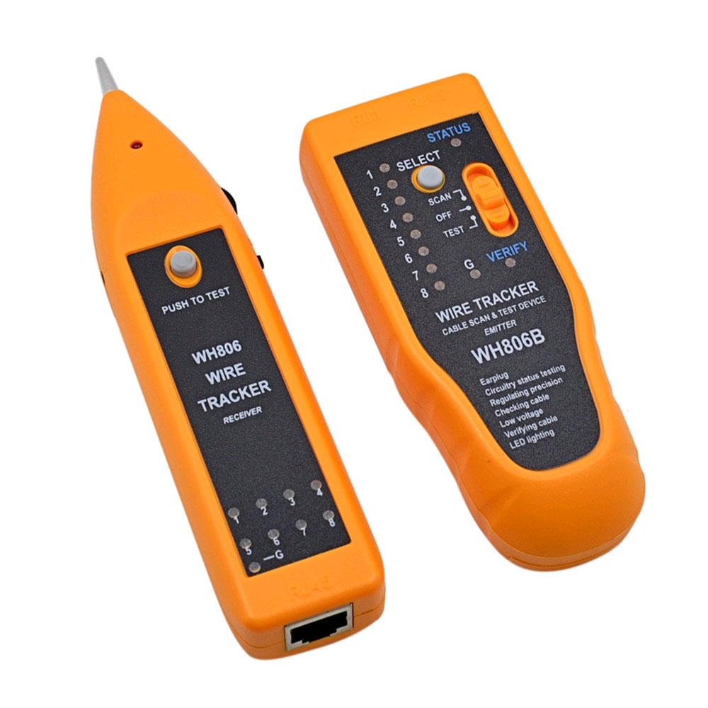 WH806B кабельный тестер