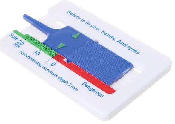 Измеритель глубины протектора шин