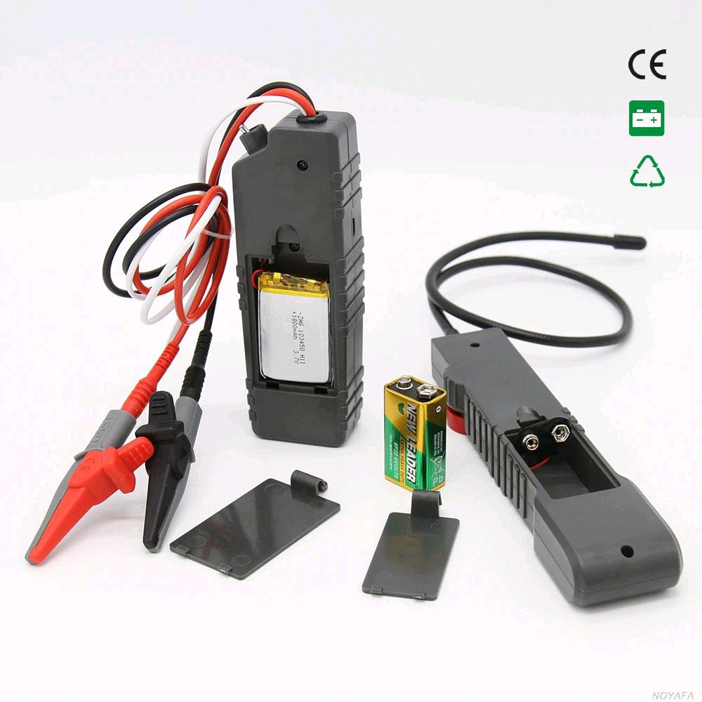 NF822 Noyafa стандартная комплектация кабельного тестера