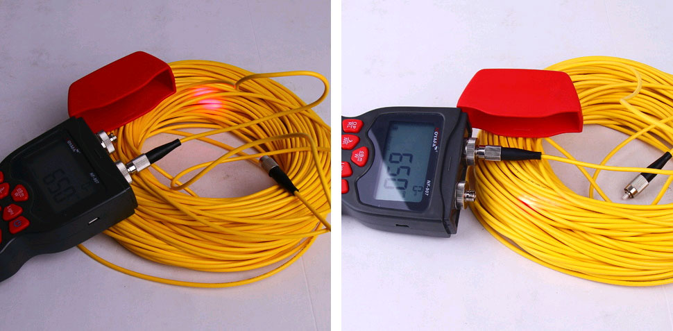 NF-907 оптический измеритель мощности Noyafa