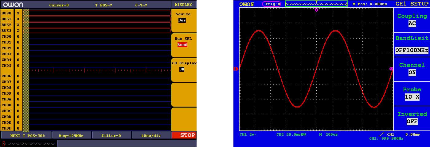 MSO7102TD осциллограф с логическим анализатором