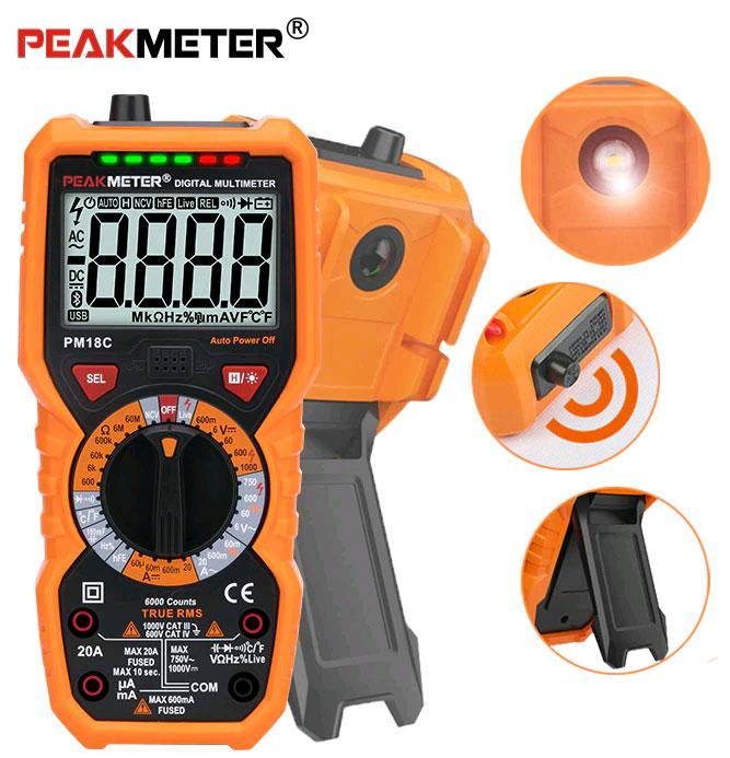 мультиметр  PM18C Peakmeter