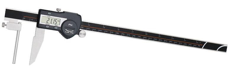 Трубный штангенциркуль SHAHE 5117-300: разрешение 0,01 мм