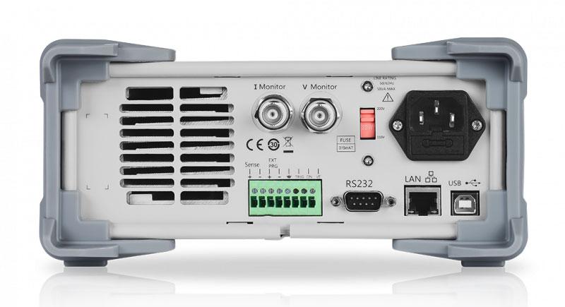 SDL1020X Siglent электронная нагрузка: интерфейсы