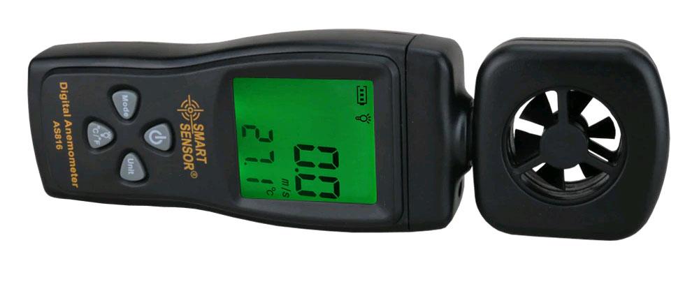 AS816 анемометр Smart Sensor