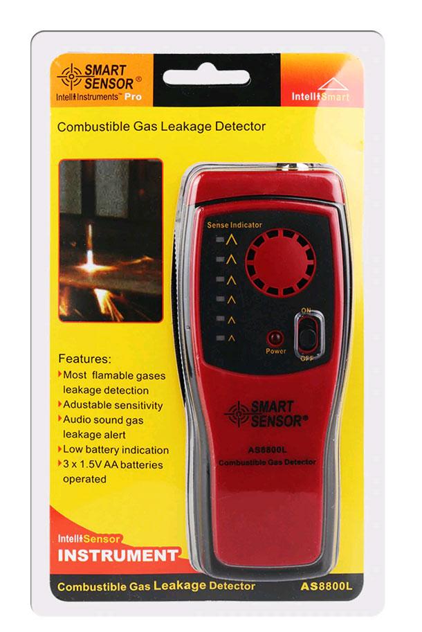AS8800L детектор горючих газов, Smart Sensor: стандартная поставка