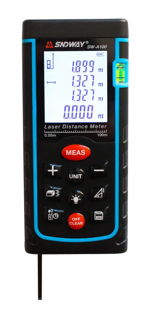 Откидной упор для лазерной линейкиSW-A100 SNDWAY