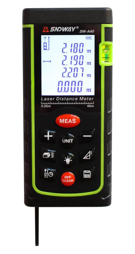 Откидной упор для лазерной линейкиSW-A40 SNDWAY