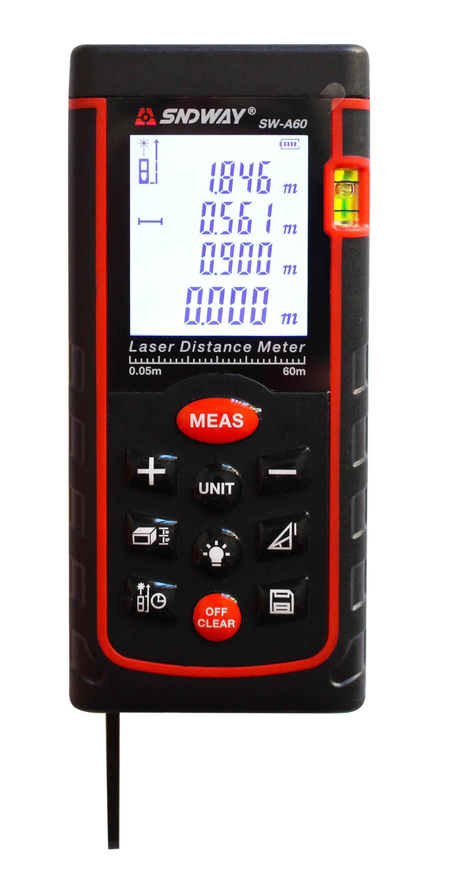 Откидной упор для лазерной линейкиSW-A60 SNDWAY
