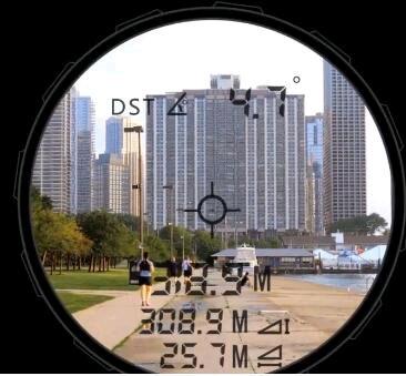 Выполнение косвенных измерений дальномером SW600A SNDWAY