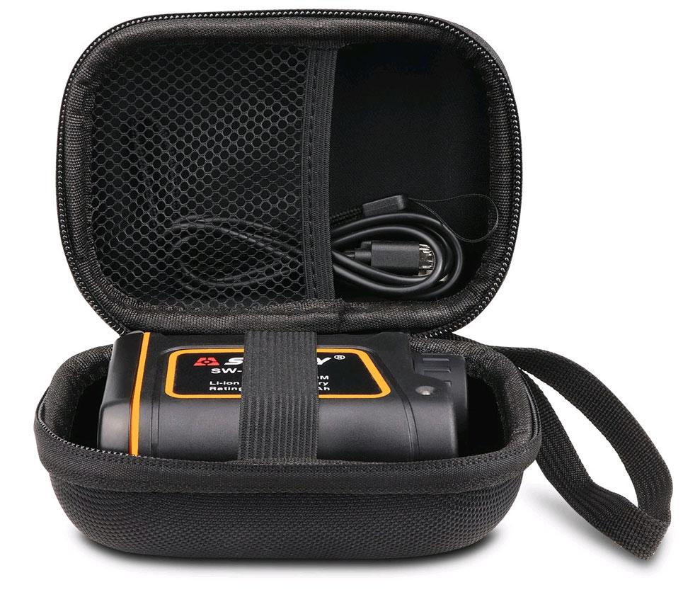 Встроенный литиевый аккумулятор лазерного дальномера SW600A SNDWAY