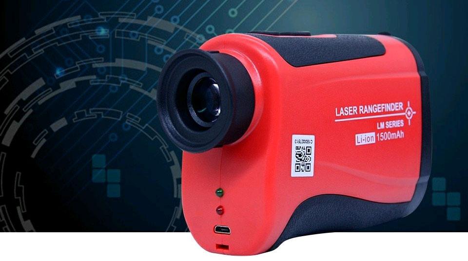 Пыле- и влагозащищенный корпус лазерного дальномера UNI-T LM1200