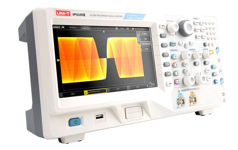 цифровой осциллограф UPO3252E UNI-T