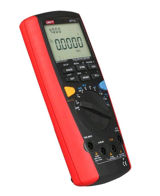 UT71C UNI-T: внешний вид цифрового мультиметра