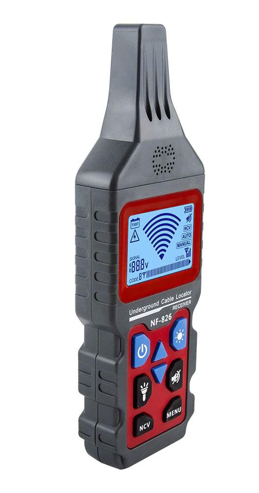 Регулятор мощности генерации приёмника NF-826 Noyafa в  автоматическом и ручном режимах