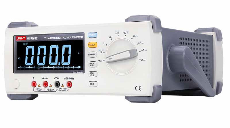 UT8803E UNI-T: внешний вид цифрового мультиметра