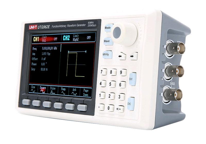 Генератор UNI-T UTG932E - лучшее решение для учебных заведений