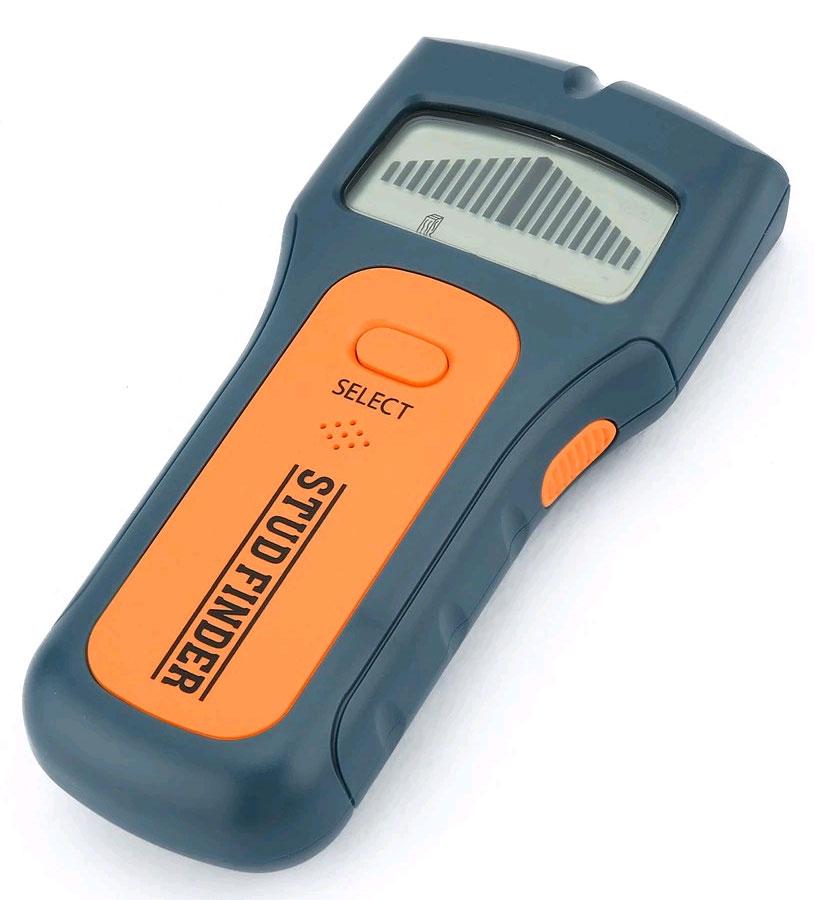 TS79 искатель скрытой проводки, детектор дерева и металла: комплект поставки