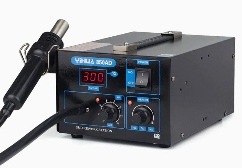 Термовоздушная паяльная станцияYIHUA 850AD